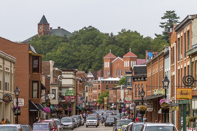 Vacation to Galena Illinois.